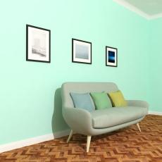 parquet sofa sceen test