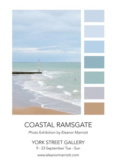 Coastal Exhibition Poster